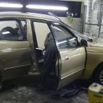 пылесос салона автомобиля